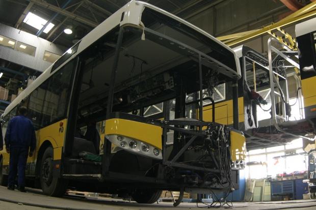 Solaris dostarczy 77 autobusów dla MPK w Krakowie