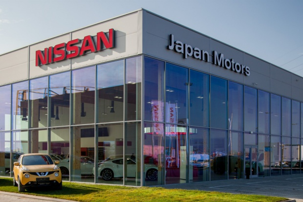 Nowy obiekt Nissana w Poznaniu