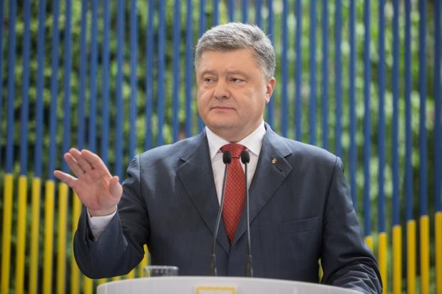 Prezydent Ukrainy złożył deklarację majątkową w internecie
