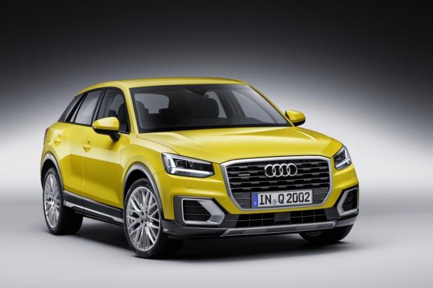 Najmłodszy w rodzinie: Audi Q2