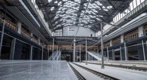 Dworzec Łódź Fabryczna przechodzi testy przed otwarciem 11 grudnia