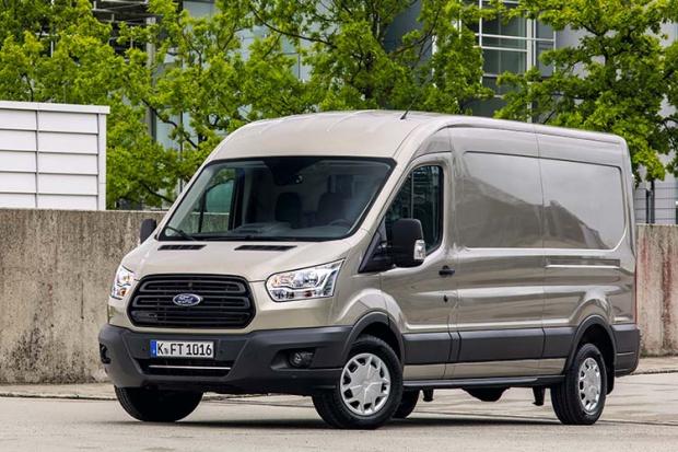 Ford Transit użytkowym liderem?