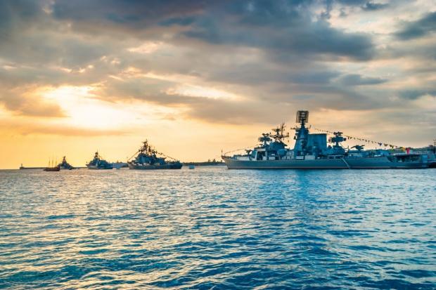 Ukraina zapowiada rozbudowę marynarki wojennej