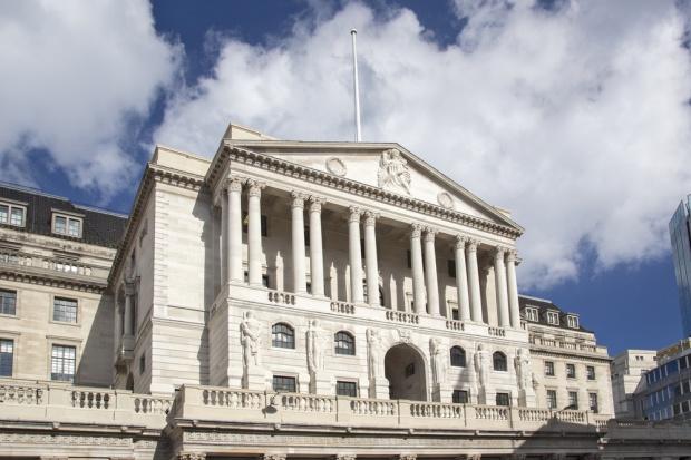 Bank centralny Anglii podjął decyzję ws. stóp procentowych