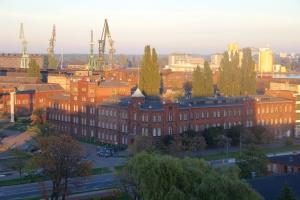 Obiekty dawnej Stoczni Cesarskiej w Gdańsku wpisane do rejestru zabytków