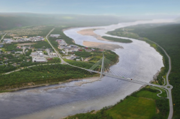 Vistal Gdynia ma umowę na most w Norwegii