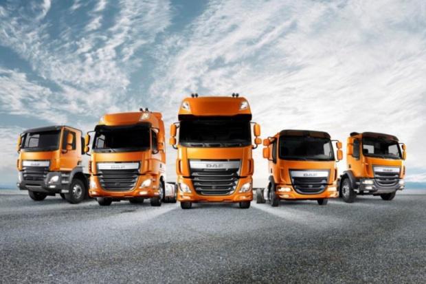 PACCAR świętuje 20 lat z DAF Trucks