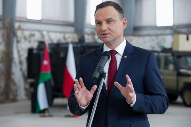 Prezydent: są wstępne ustalenia dot. współpracy z Jordanią