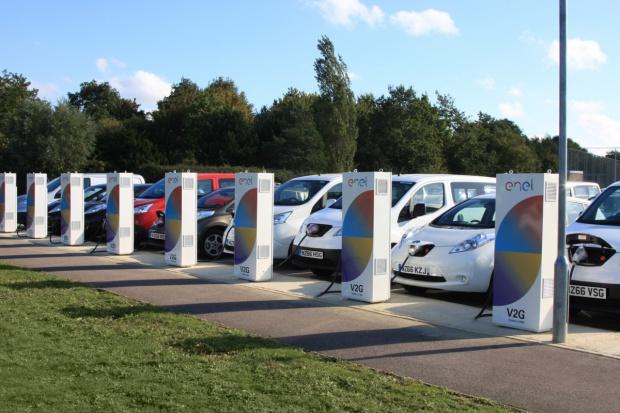 Nissany w sieci elektroenergetycznej