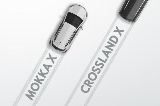 Crossland X: nowy model Opla