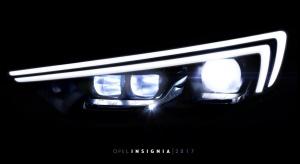Kolejna generacja świateł IntelliLux LED w nowej Insignii