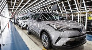 Toyota rozpoczyna produkcję modelu C-HR w Europie