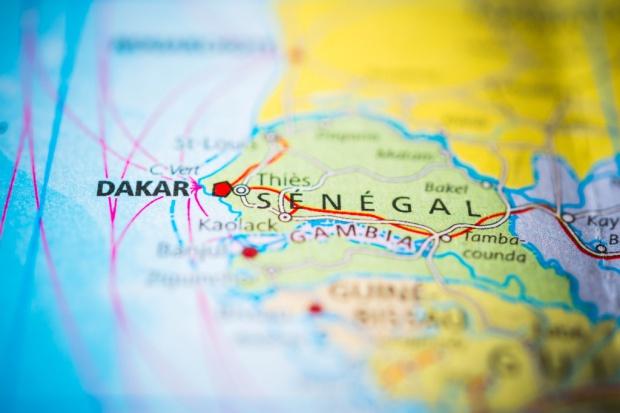 Police dalej szukają fosforytów w Senegalu