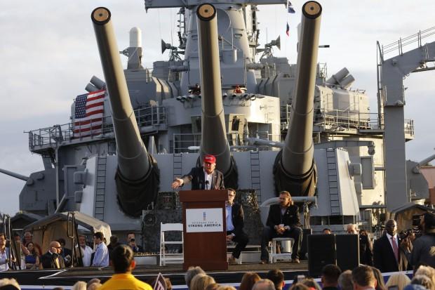 Donald Trump proponuje 686 mld dol. na obronność w budżecie na 2019 r.