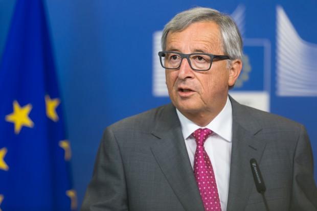 Juncker: jeżeli będzie to konieczne, odpowiemy na sankcje USA wobec Rosji
