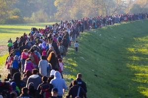 65,6 mln osób przymusowo przesiedlonych na świecie