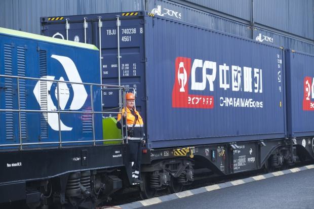 PKP Cargo mocno zwiększyło przewozy towarów
