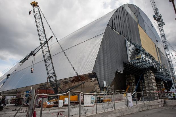 Ukraina: uszkodzony reaktor w Czarnobylu otrzyma nową osłonę