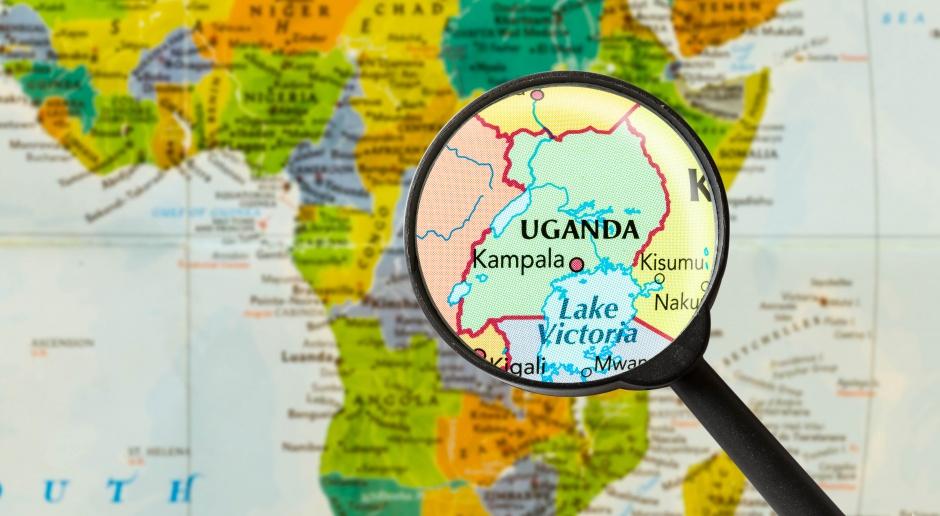Spotykać się z mężczyzną ugandyjskim