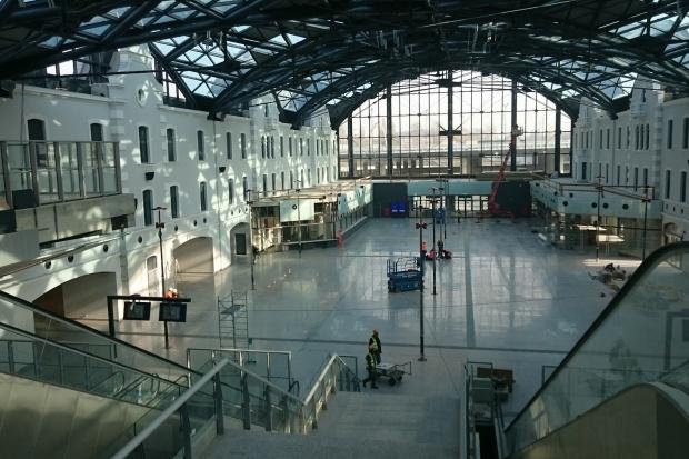 Łódź Fabryczna - tak będzie wyglądał najnowocześniejszy dworzec w Polsce