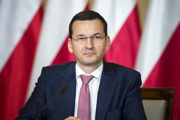 Morawiecki zapowiada skuteczniejszą walkę ze smogiem