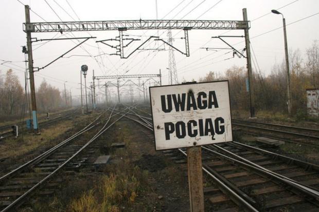 Kłopoty na kolei w związku z burzami