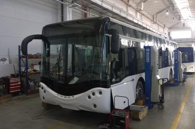 Wsparcie BGK dla Ursusa Bus