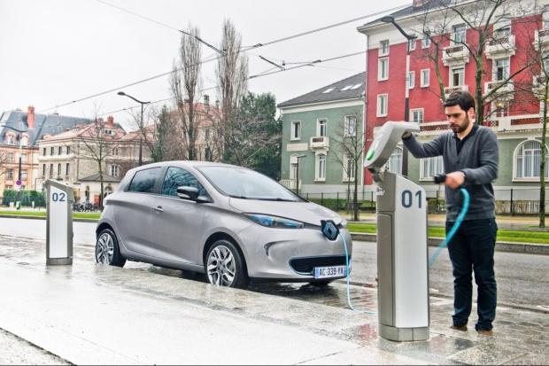 Wrocław testuje elektryczne Renault