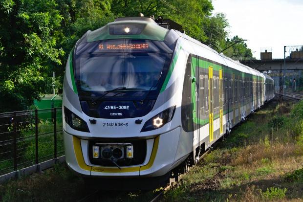 Koleje Mazowieckie gotowe do obsługi Centralnego Portu Komunikacyjnego