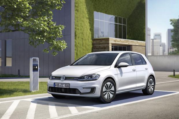Volkswagen e-Golf może dłużej