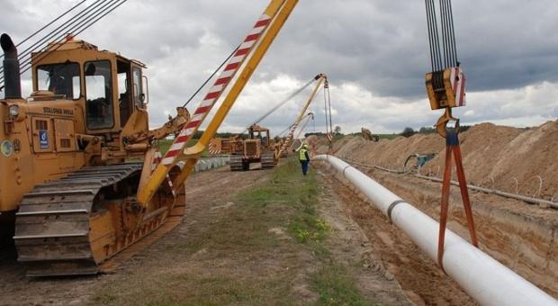 Gazociąg z Polski do Litwy ma komplet pozwoleń na budowę