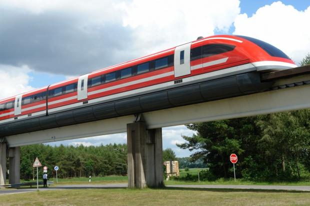Pociąg magnetyczny Transrapid kupiła rodzina jego wynalazcy