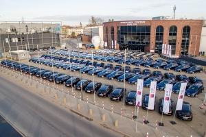 Renault rośnie poza Europą