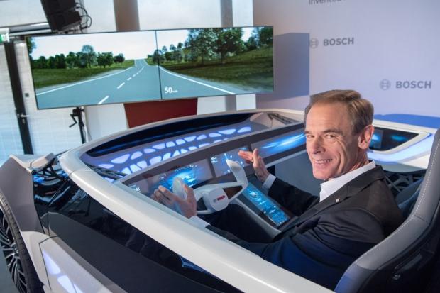 Szef Boscha zapowiada zmierzch motoryzacji w obecnej formie