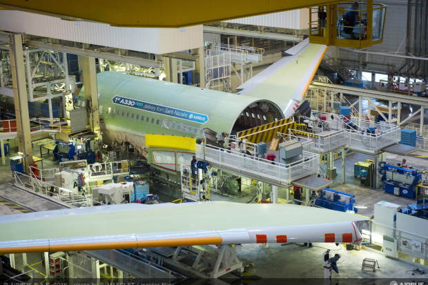 Brexit: wielki kłopot Airbusa