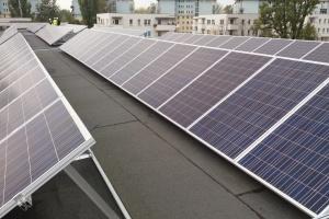 Veolia Energia Warszawa uruchomiła system fotowoltaiczny