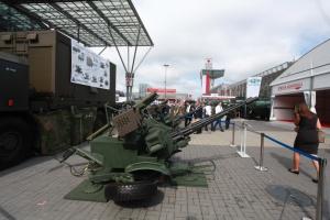 """Wojsko kupuje 6 zestawów przeciwrakietowych """"Pilica"""""""