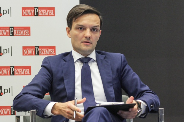 Krzysztof Szlaga, prezes LW Bogdanka. Fot. PTWP