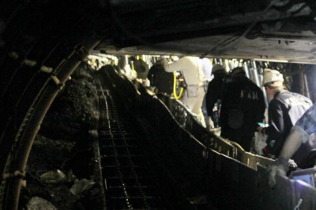 Wypadkowość przy pracy w górnictwie w 2016 roku