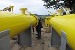 Prezes URE zatwierdził taryfę przesyłową dla OGP Gaz-System
