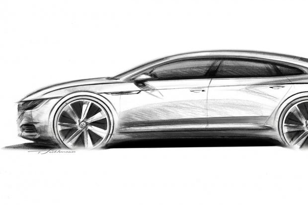 Tak będzie wyglądał następca Volkswagena CC?