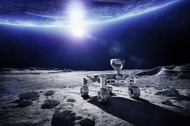 Księżycowa misja Audi