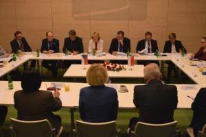 Rozmowy z Czechami o czystym powietrzu, Odrze i kopalni Turów