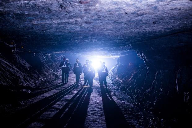 W kopalni Rudna rozpoczęła się wizja lokalna