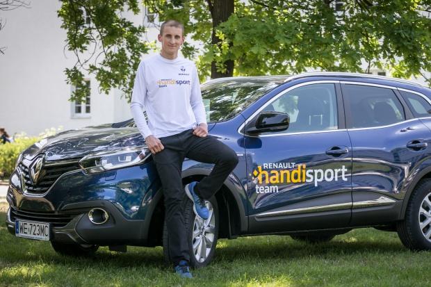 Renault dla niepełnosprawnych sportowców