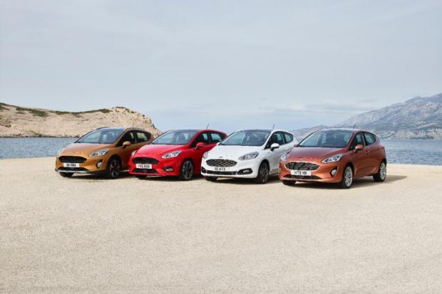Ford z Alibabą będzie sprzedawać samochody w internecie
