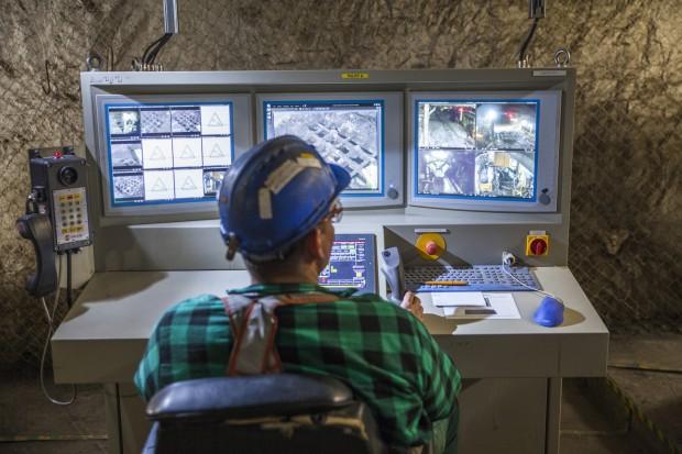 Inteligentna kopalnia to w KGHM konieczność