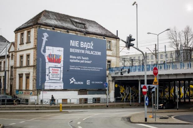Kampania ostrzegająca przed niską emisją na Śląsku i w Zagłębiu