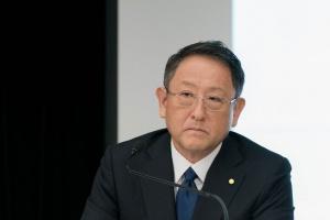 Prezydent Toyoty szefem spółki odpowiedzialnej za budowę e-samochodów