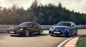 Nowa generacja zawieszeń dla sportowych Lexusów